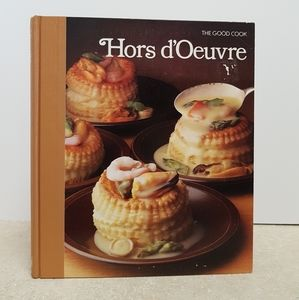 Hors d'Oeuvres Cookbook, The Good Cook